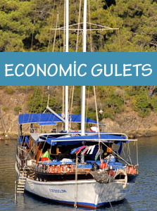 Economic Blue Cruise Gulet Charter